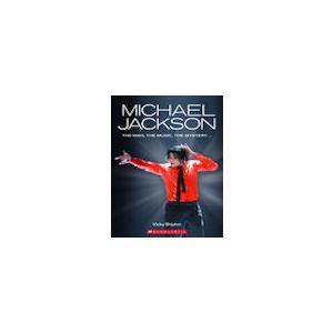 Michael Jackson + CD. Poziom 3.  Scholastic Readers: Biografie