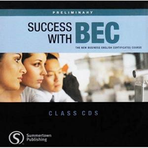 Success with BEC Preliminary. CD do Podręcznika