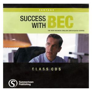 Success with BEC Vantage. CD do Podręcznika