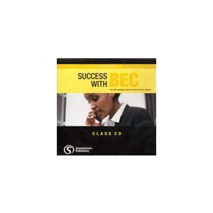 Success with BEC Higher. CD do Podręcznika