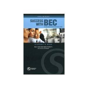 Success with BEC Preliminary. Ćwiczenia + Klucz