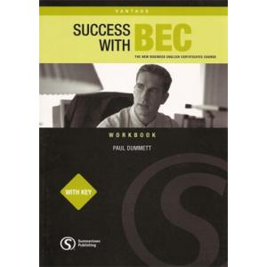 Success with BEC Vantage. Ćwiczenia z Kluczem