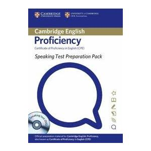 CPE Speaking Test Preparation Pack PB with DVD