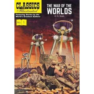 The War of the Worlds /komiks/