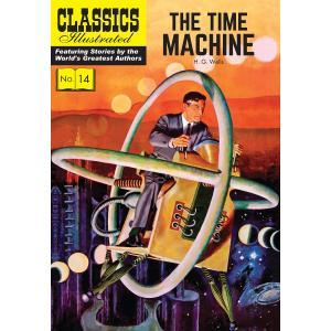 The Time Machine /komiks/
