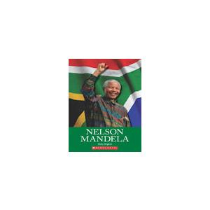 Nelson Mandela + CD. Poziom 2. Scholastic Readers: Biografie