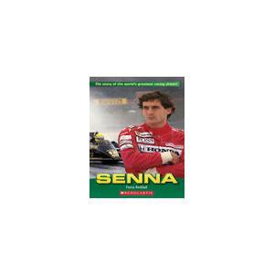 Senna + CD. Poziom 2. Scholastic Readers: Biografie