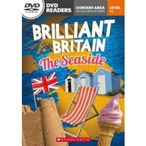 EP Scholastic Readers: Brilliant Britain. The Seaside + DVD Level A2 OOP