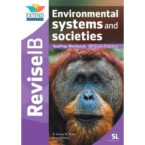 Environmental systems and societies. TestPrep Workbook
