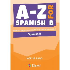 A-Z for Spanish B