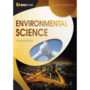 Environmental Science. 3rd Edition. Student Workbook