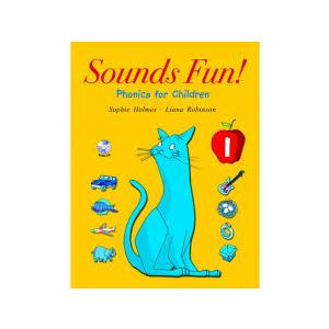 Sounds Fun! 1. Podręcznik + CD Audio. Phonics for Children