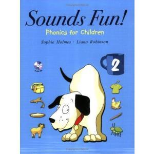Sounds Fun! 2. Podręcznik + CD Audio. Phonics for Children
