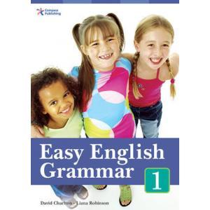 Easy English Grammar 1. Książka z Ćwiczeniami