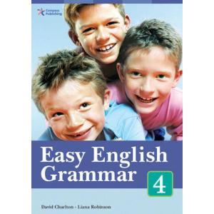 Easy English Grammar 4. Książka z Ćwiczeniami
