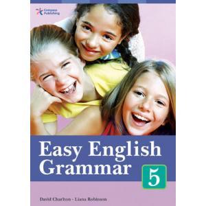 Easy English Grammar 5. Książka z Ćwiczeniami