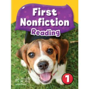 First Nonfiction Reading 1. Podręcznik z Ćwiczeniami + CD-ROM