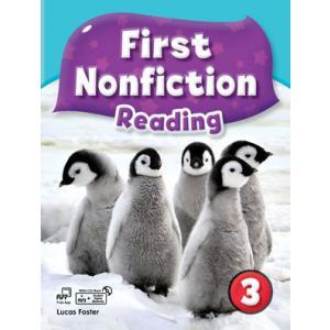 First Nonfiction Reading 3. Podręcznik z Ćwiczeniami + CD-ROM