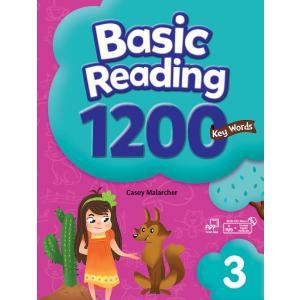 Basic Reading 1200 Key Words 3. Podręcznik z Ćwiczeniami + CD-ROM + MP3