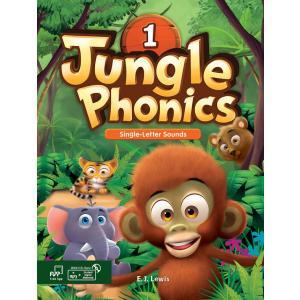 Jungle Phonics 1. Podręcznik + MP3