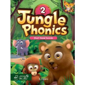 Jungle Phonics 2. Podręcznik + MP3