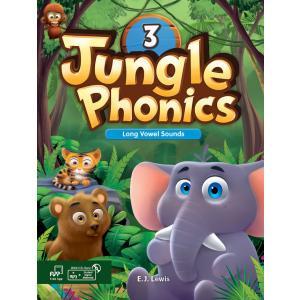Jungle Phonics 3. Podręcznik + MP3