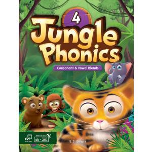 Jungle Phonics 4. Podręcznik + MP3