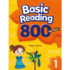 Basic Reading 800 Key Words 1. Podręcznik z Ćwiczeniami + CD-ROM + MP3