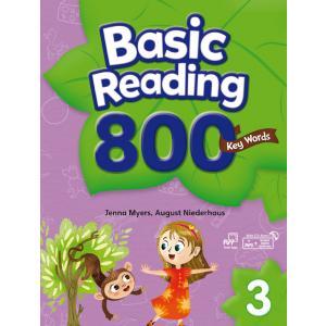 Basic Reading 800 Key Words 3. Podręcznik z Ćwiczeniami + CD-ROM + MP3