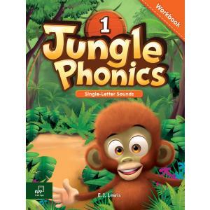 Jungle Phonics 1. Ćwiczenia