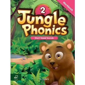 Jungle Phonics 2. Ćwiczenia