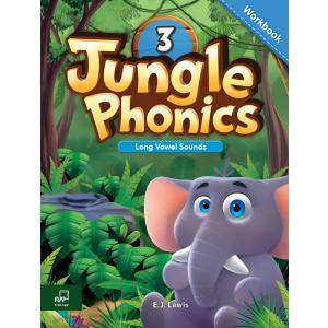 Jungle Phonics 3. Ćwiczenia