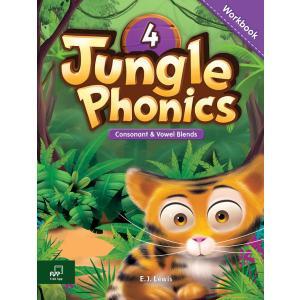 Jungle Phonics 4. Ćwiczenia