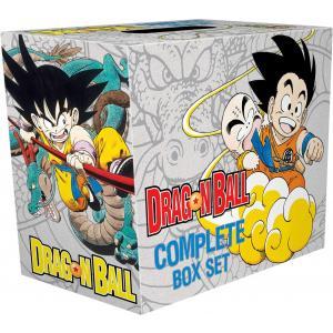 Dragon Ball Complete Box Set. Volsumes 1-16