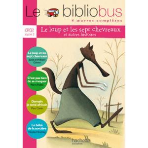 Le bibliobus 14 Le loup et les sept chevreaux