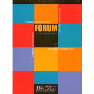 Forum 1 Cahier D'Exercices