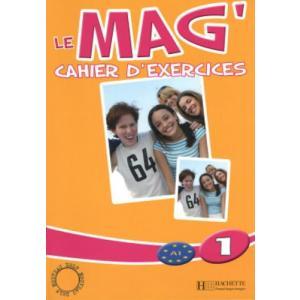 Le Mag 1 cahier d'activites Int
