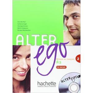 Alter Ego 2 podręcznik +CD