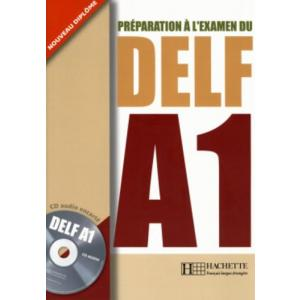 DELF A1 Livre +CD