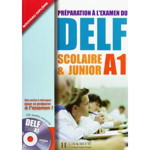 DELF A1 Scolaire & Junior +CD