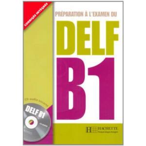DELF B1 Livre +CD