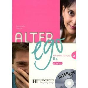 Alter Ego 3. Podręcznik Ucznia + CD