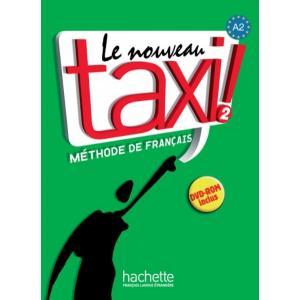 Le Nouveau Taxi! 2.   Podręcznik + DVD