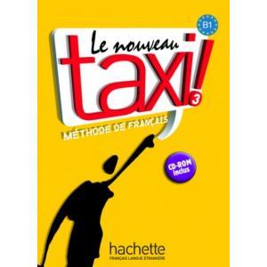 Taxi! Le Nouveau 3.    Podręcznik + CD