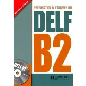 DELF B2 Livre +CD
