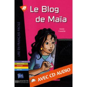LFF Le Blog de Maia +CD (A1)