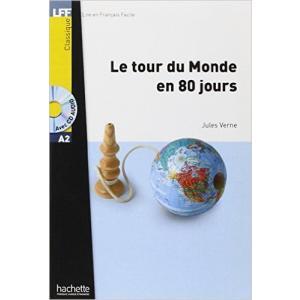 LFF Le Tour du monde en 80 jours +CD (A2)