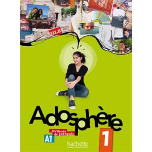 Adosphere 1. Podręcznik + CD