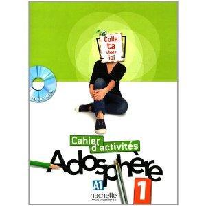 Adosphere 1. Ćwiczenia +CD-Rom
