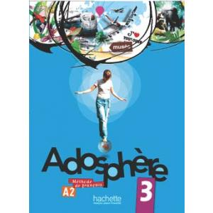 Adosphere 3. Podręcznik + CD